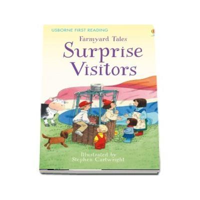 Farmyard Tales Surprise Visitors
