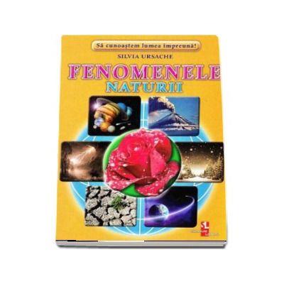 Fenomenele naturii - Sa cunoastem lumea impreuna! (Contine 16 cartonase cu imagini color)