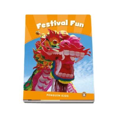 Festival Fun CLIL - Penguin Kids, level 3