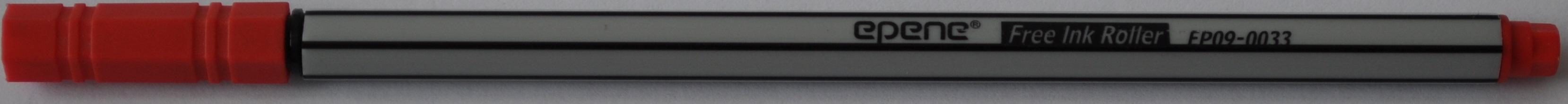 Fine Liner 0.4 mm, Epene - rosu