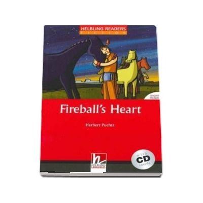 Fireballs Heart (Level 1) with Audio CD