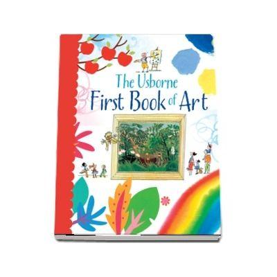 First book of art