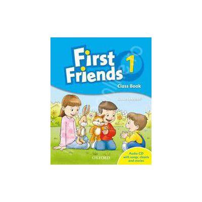 First Friends 1 Class Book Pack