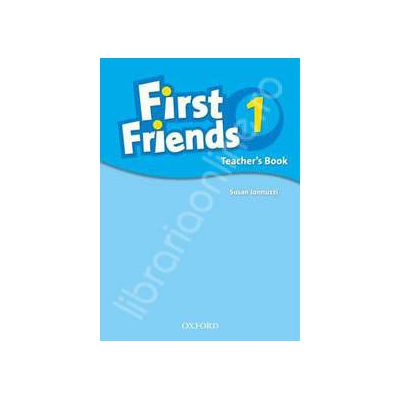 First Friends 1 Teachers Book