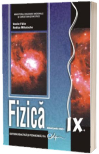 Fizica manual pentru clasa a IX-a