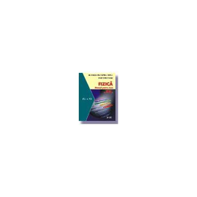 Fizica. Manual - profil F1+F2 pentru clasa a XII-a (Daniel Ovidiu Crocnan)
