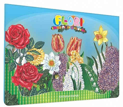 Flori. Imagini si jetoane