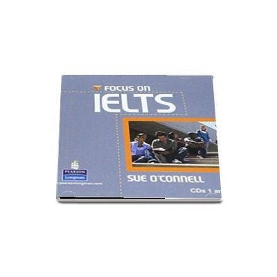 Focus on IELTS Class CD New Edition - Sue OConnell