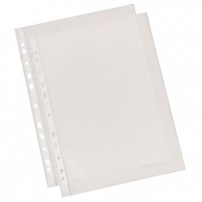 Folie protectie pentru documente,  55 microni,  10buc/set, Esselte - cristal