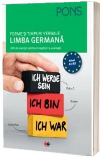 Forme si timpuri verbale, limba germana