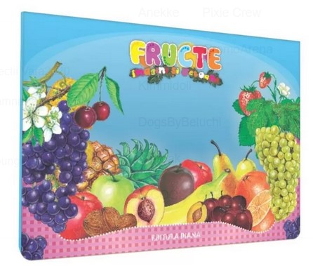 Fructe. Imagini si jetoane