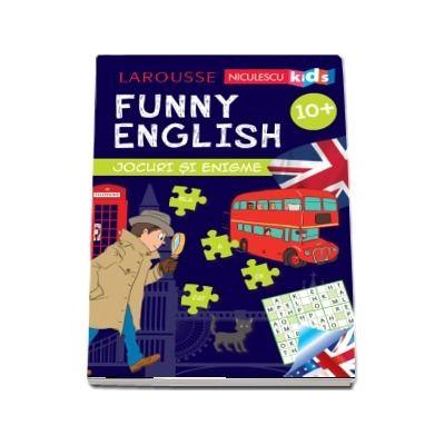 Funny English - Jocuri si enigme (varsta +10 ani)