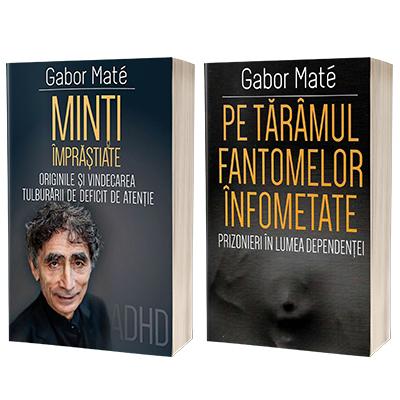 Serie de autor Gabor Mate, Minti imprastiate si Pe taramul fantomelor infometate