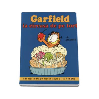 Garfield ia cireasa de pe tort