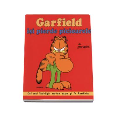 Garfield isi pierde picioarele