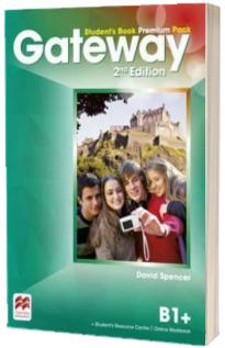 Gateway Student s Book Premium Pack, 2nd Edition, B1 PLUS