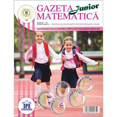 Gazeta Matematica Junior nr. 86