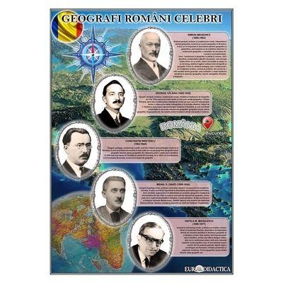 Geografi romani celebri
