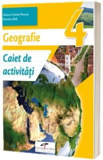 Geografie. Caiet de activitati. Clasa a IV-a