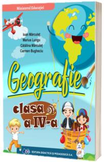 Geografie, manual pentru clasa a IV-a