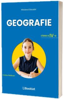 Geografie. Manual pentru clasa a IV-a
