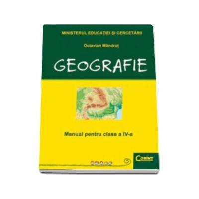 Geografie, manual pentru clasa a IV-a (Octavian Mandrut)