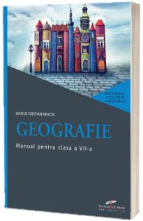 Geografie, manual pentru clasa a VII-a