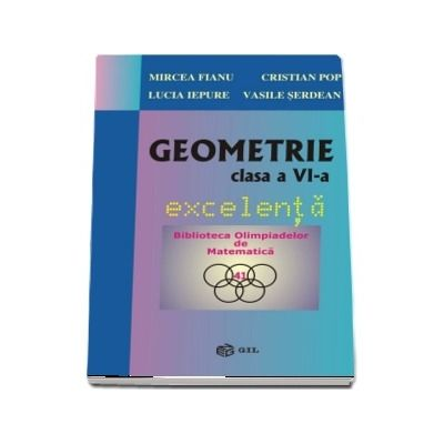 Geometrie clasa a VI-a, excelenta - Mircea Fianu