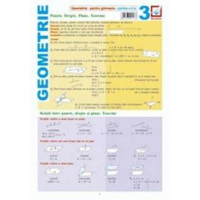 Geometrie pentru gimnaziu. Partea a II-a