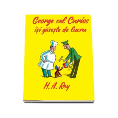 George cel curios isi gaseste de lucru