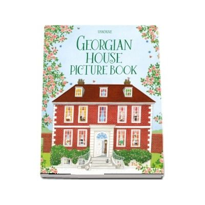 Georgian house picture book
