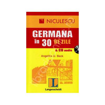 Germana in 30 de zile & CD audio