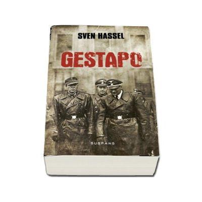 Gestapo - Sven Hassel (Editia 2017)