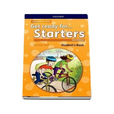 Get ready for... Starters Students Book - 2nd Edition (Updated for 2018)