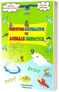 Ghicitori matematice cu animale simpatice