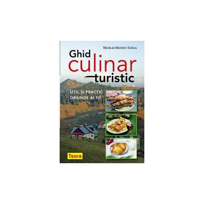 Ghid culinar turistic