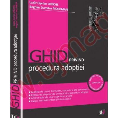 Ghid privind procedura adoptiei (Colectia ghiduri practice)