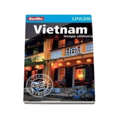 Ghid turistic Berlitz - Vietnam