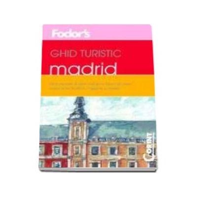 Ghid turistic Madrid