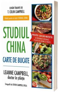 Ghidul practic al cartii STUDIUL CHINA. Studiul China, carte de bucate