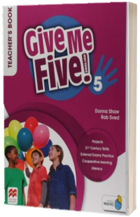 Give Me Five! Level 5 Teachers Book Pack
