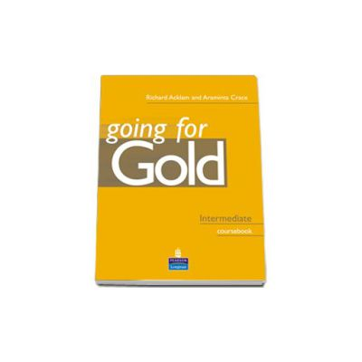 Going for Gold Intermediate, Coursebook. Manual Clasa a IX-a, L2