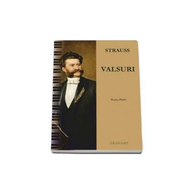 Valsuri pentru pian - Johann Strauss