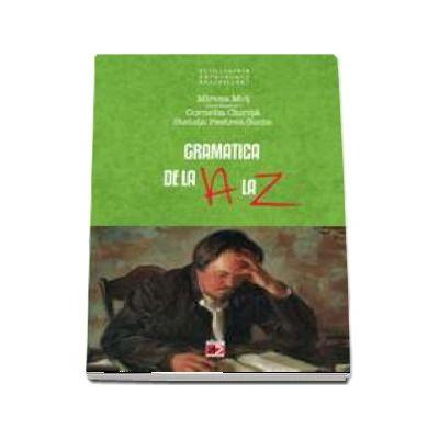 Gramatica de la A la Z, editia a VII-a - Mot Mircea