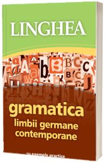 Gramatica limbii germane contemporane. Editia a III-a