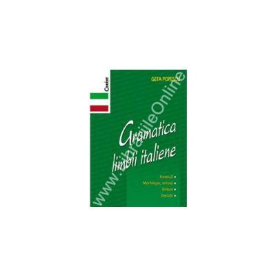 Gramatica limbii italiene (Corint)