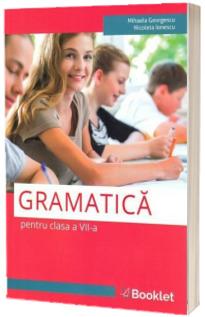 Gramatica pentru clasa a VII-a