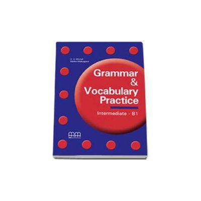 Grammar and Vocabulary Practice Intermediate  B1 level. Students Book