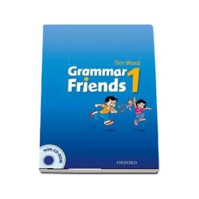 Grammar Friends 1 Students Book with CD-ROM Pack
