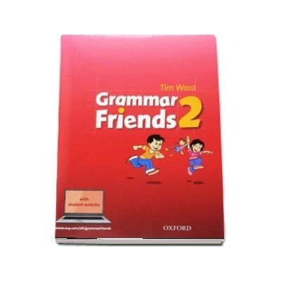 Grammar Friends 2 Student Book, with student website
